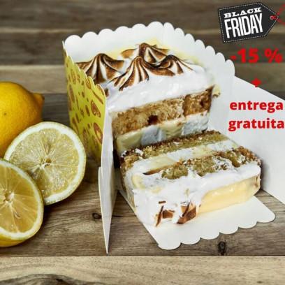 Pastel Limón-Merengue